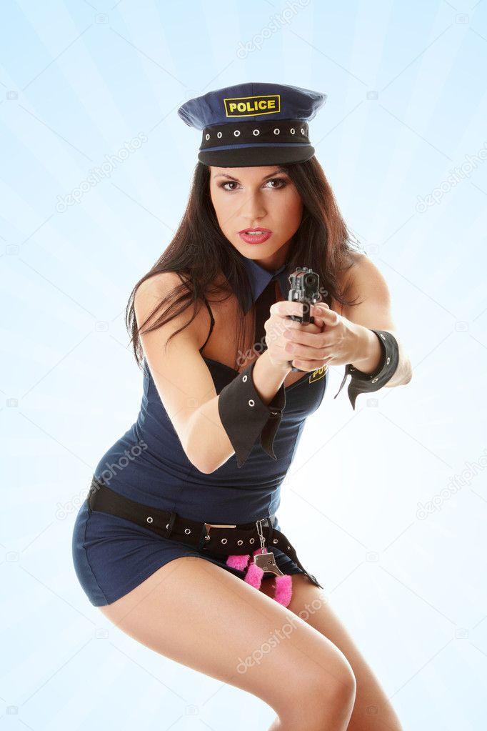 полицейские голые фото