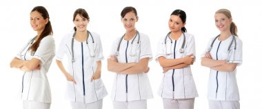 Medical doctors or nurses