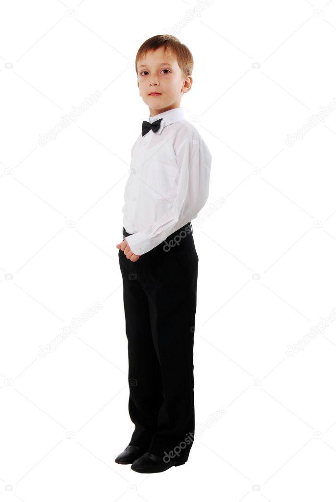 картинка мальчик школьник