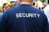 Fotografie Security man