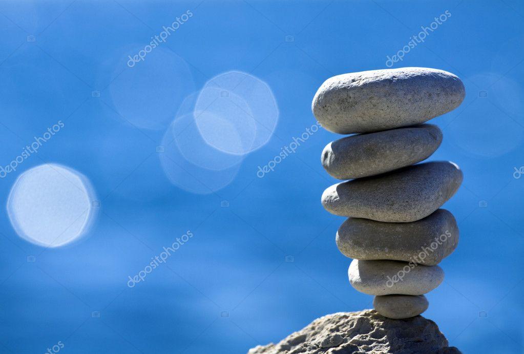 Pebbles balance