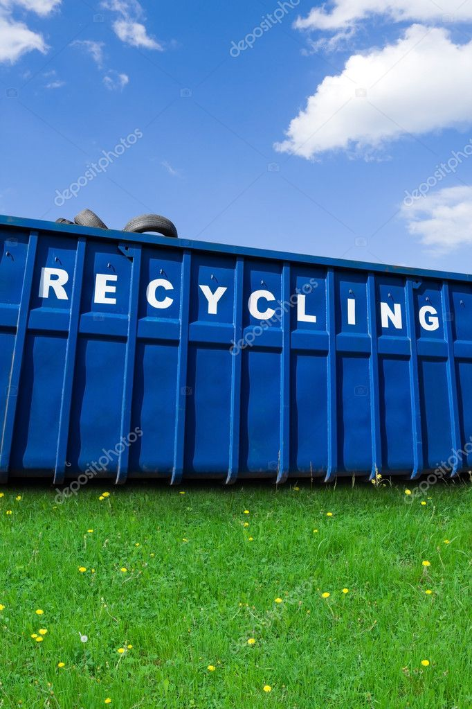 Recycling business and ecology