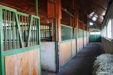 Horse house