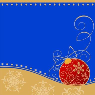Christmas Festive Card