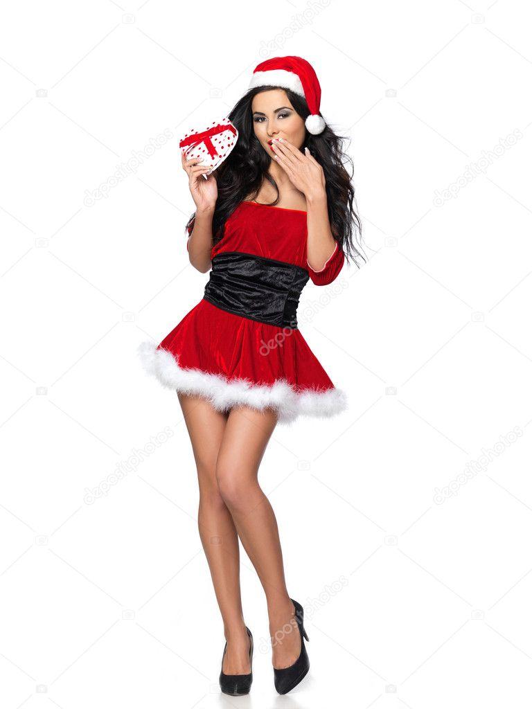 Сексуальный санта sexy santa