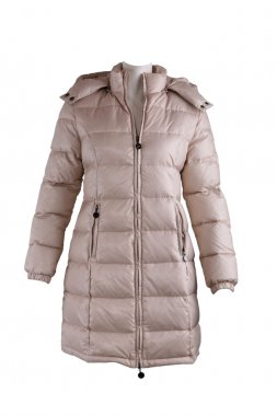 Female winter jacket