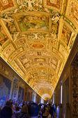 Fotografia Italia. Roma. Musei Vaticani - Galleria delle mappe geografiche