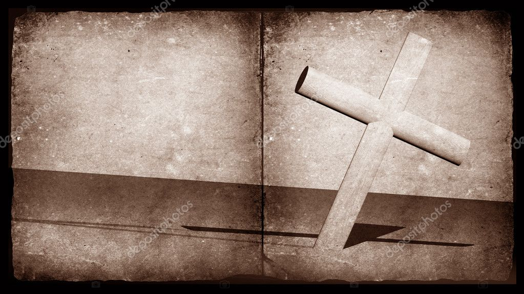 Close up of Holy cross