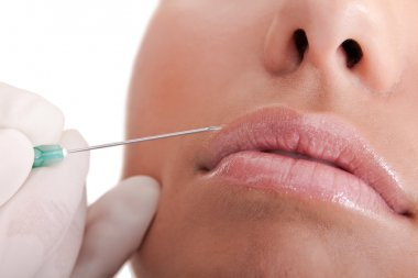 Botox beauty treatment