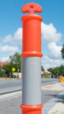 T Top Temporary Bollard