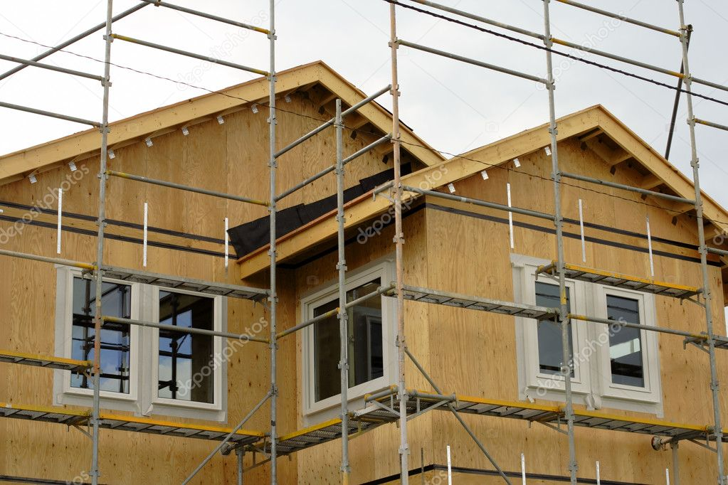 House construction detail-useful for an estate agency company