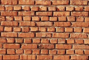 Brick wall stock vector