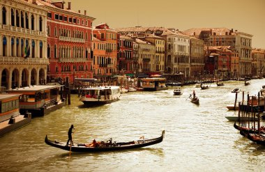 Venice -Grand Canal