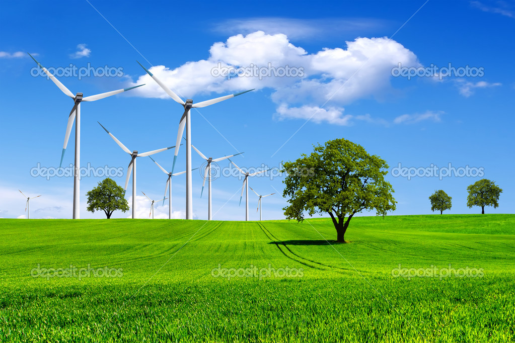 Ecology-Green Planet