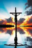 Fotografie kreuzigung von jesus christus