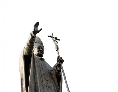 Statue of Pope