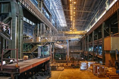 The image with Heavy industry