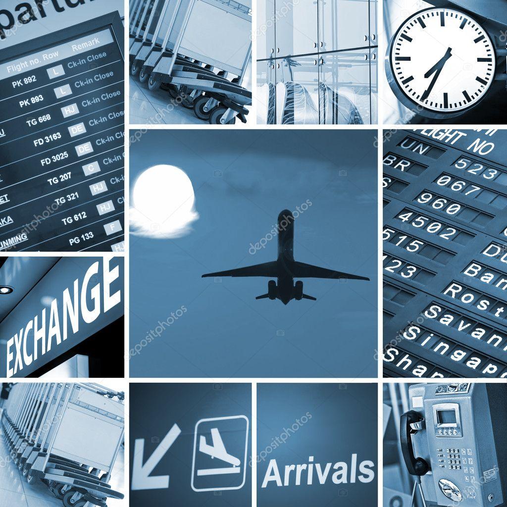 Airport mix