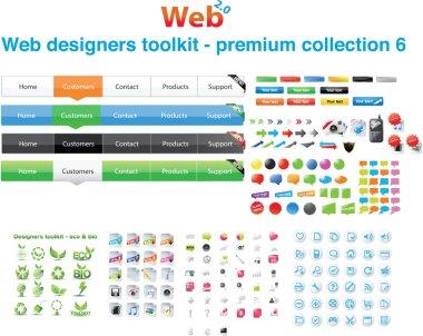 Web designers toolkit - Premium collection