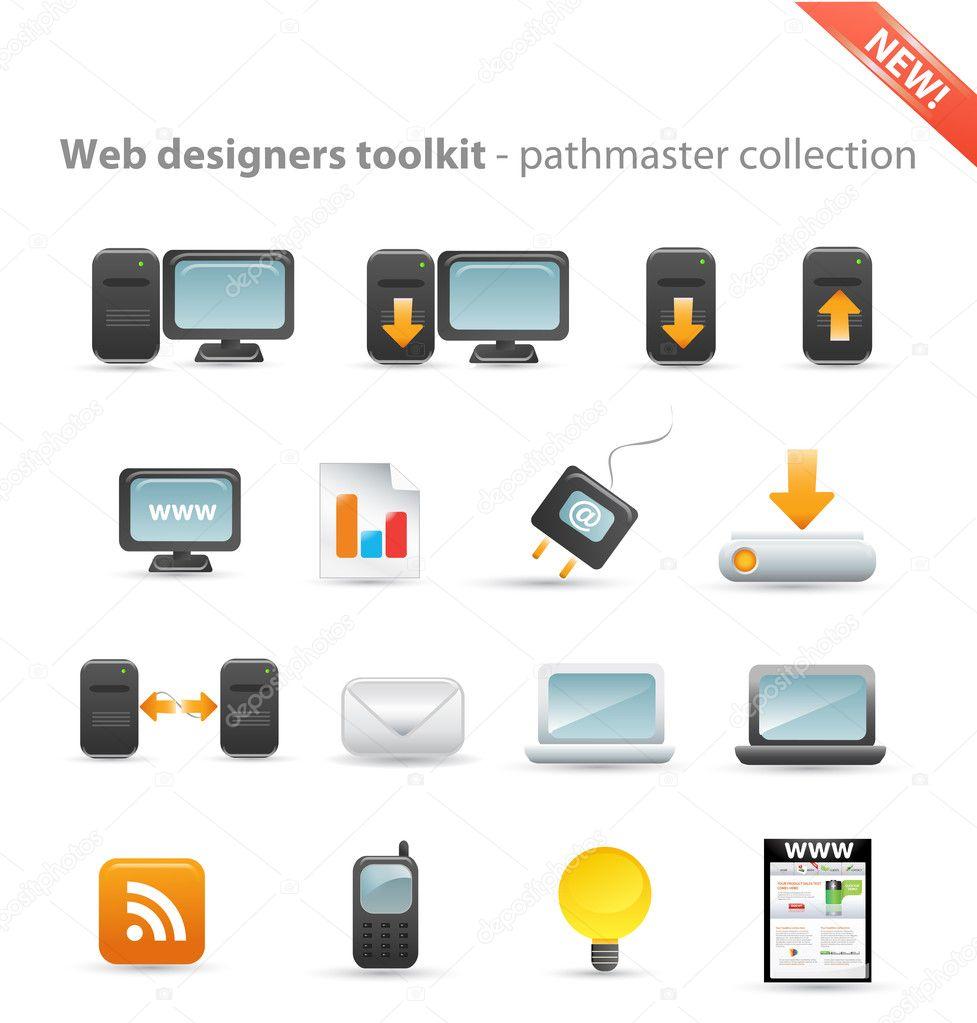 Pathmaster series - computer icons