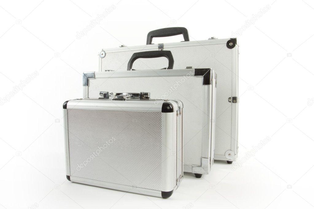 Алюминыйвые чемоданы швейцарские дорожные сумки wenger