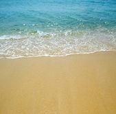 hullám víz és a homok háttér