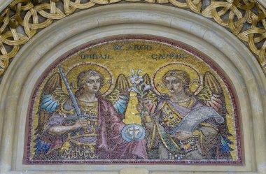 Archangels saint michael and st gabriel