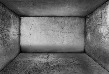 Old room with no rwindows