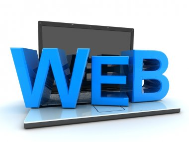 Laptop and web