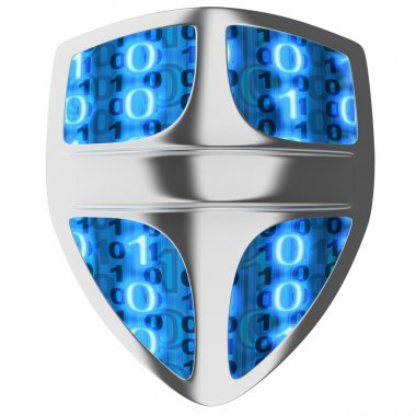 Shield empty