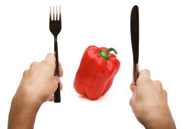 Paprika diet