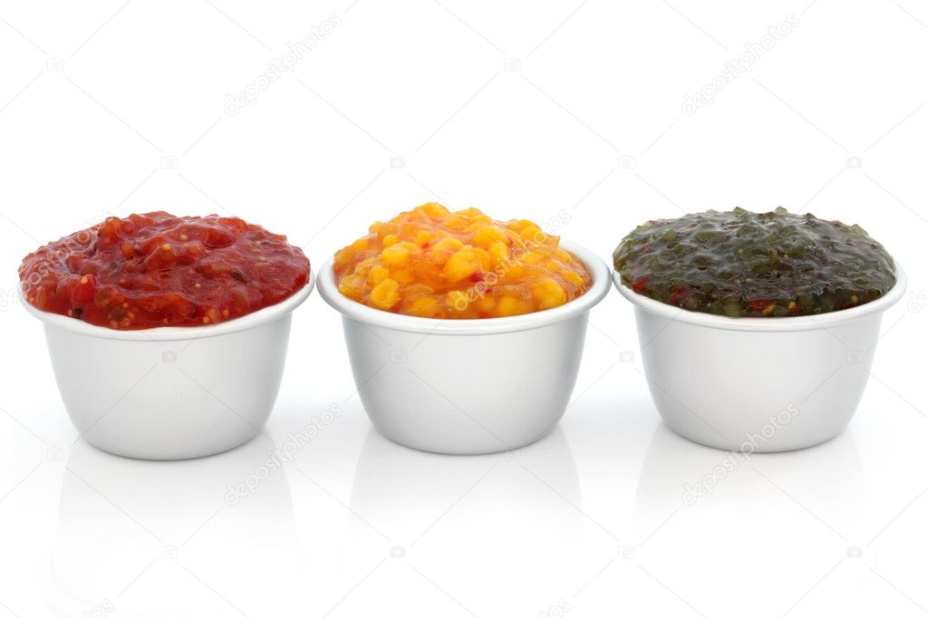 Relish Selection