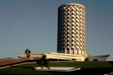 Cylindrical Building