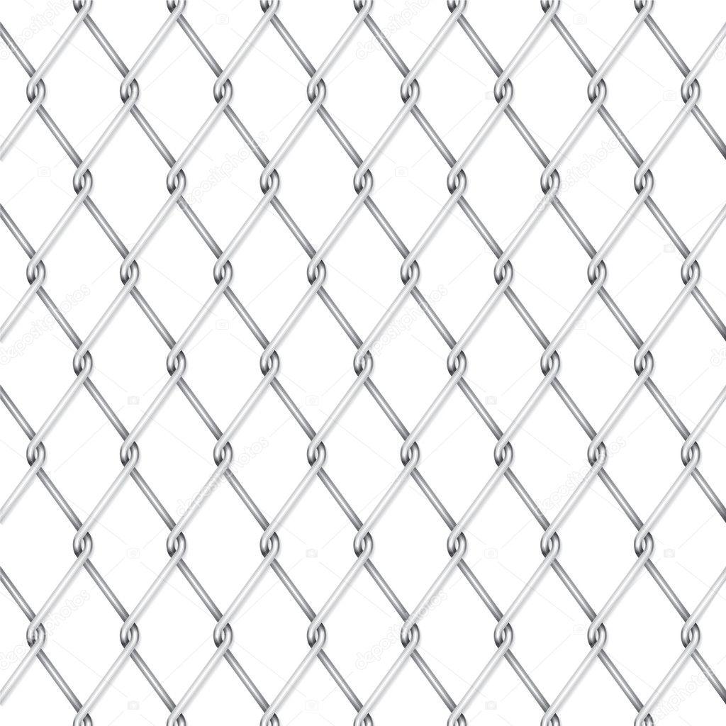 valla de alambre de Vector Archivo Imgenes Vectoriales vipervxw