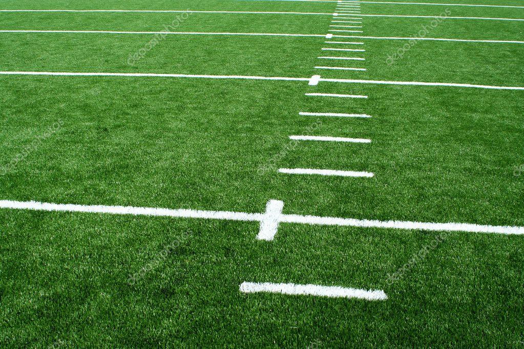 astro turf football field  u2014 stock photo  u00a9 njnightsky  3938807