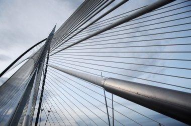 Modern bridge