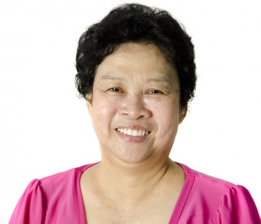 Senior Asian Woman