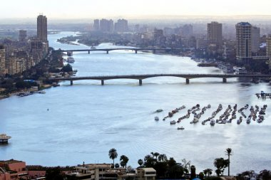 Nile River Cairo