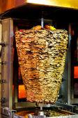 Fotografie Gyros kebab