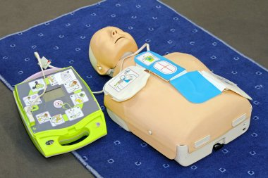 AED dummy