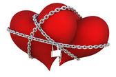 řetěz srdce