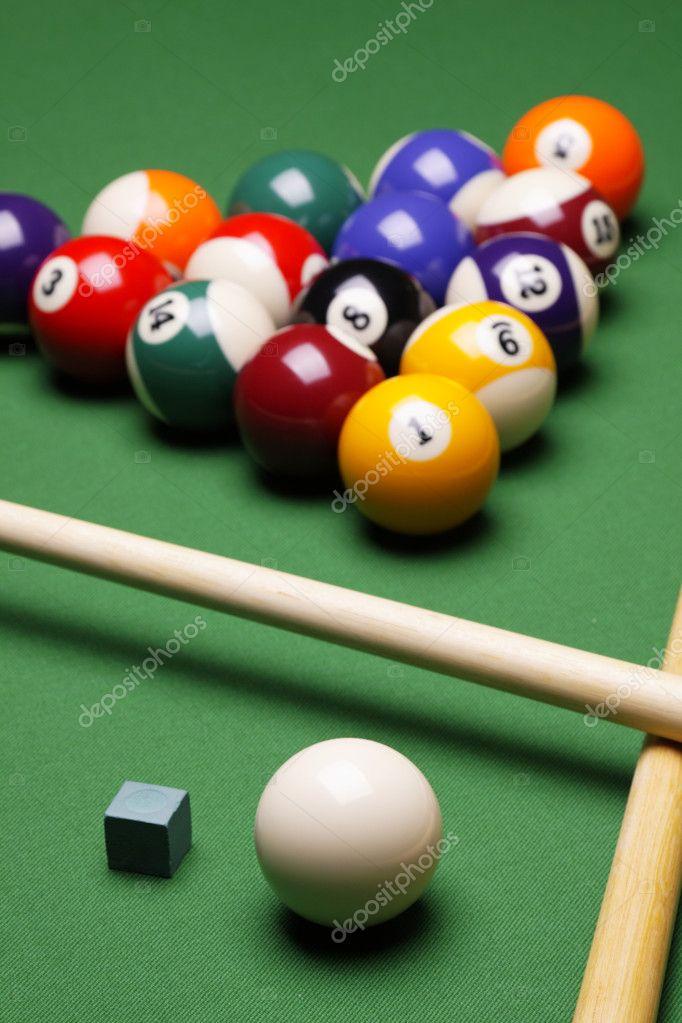 Pool Konzept billiart zeit spiel pool konzept stockfoto brunoweltmann 4734140