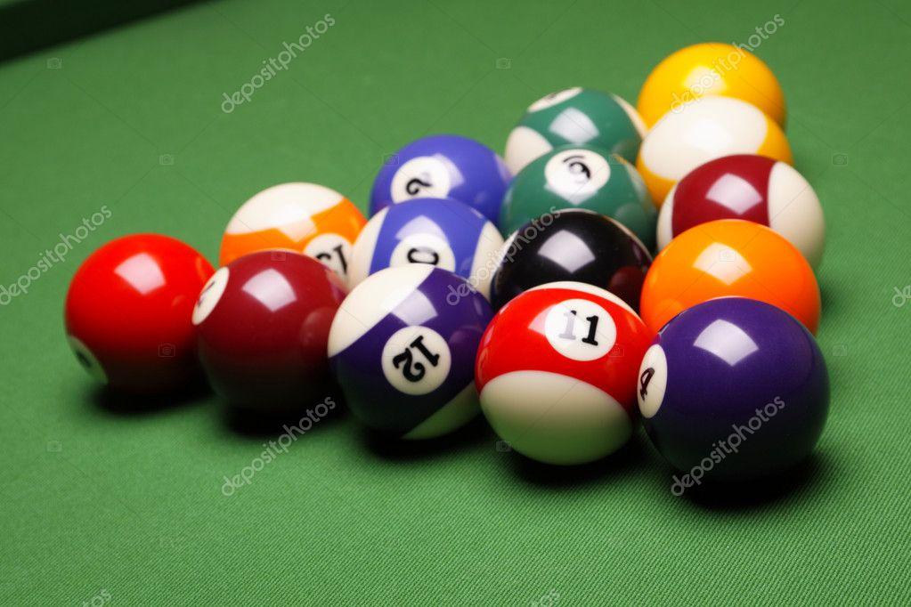 Pool Konzept billiart zeit spiel pool konzept stockfoto brunoweltmann 4734545