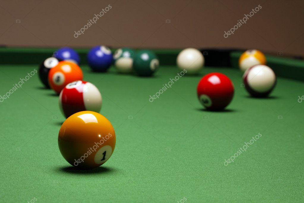 Pool Konzept billiart zeit spiel pool konzept stockfoto brunoweltmann 4734560