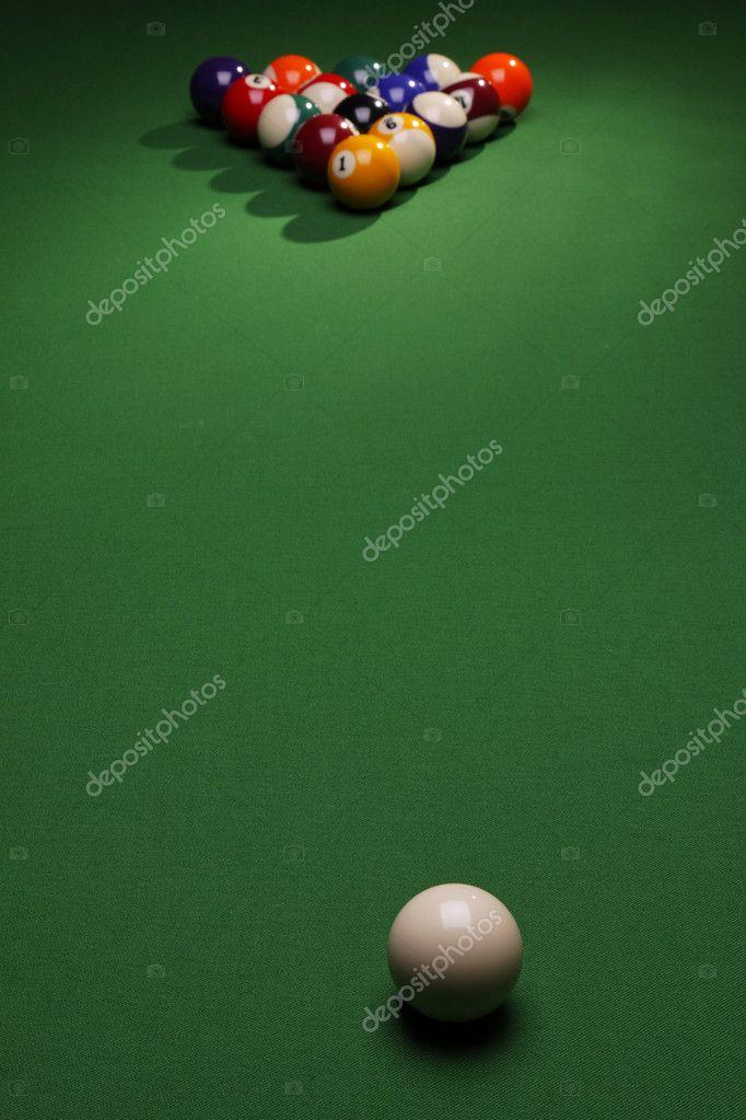 Pool Konzept billiart zeit spiel pool konzept stockfoto brunoweltmann 4734849