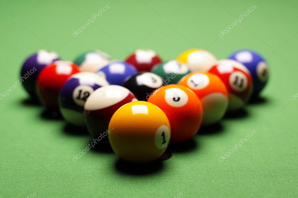 Pool Konzept billiart zeit spiel pool konzept stockfoto brunoweltmann 4734916