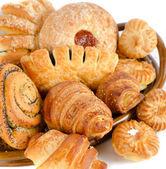 Fotografie sada potraviny pekařství