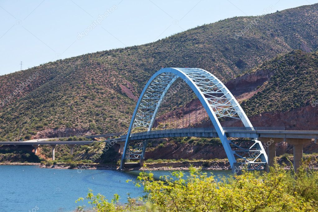 Bridge on Giva river