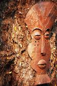 Fotografia Maschera africana