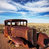 Fotografie staré auto